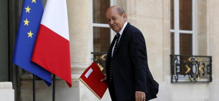 Sept pays de la coalition internationale de lutte contre Daech conviennent à Paris d'améliorer leur action face à l'organisation terroriste