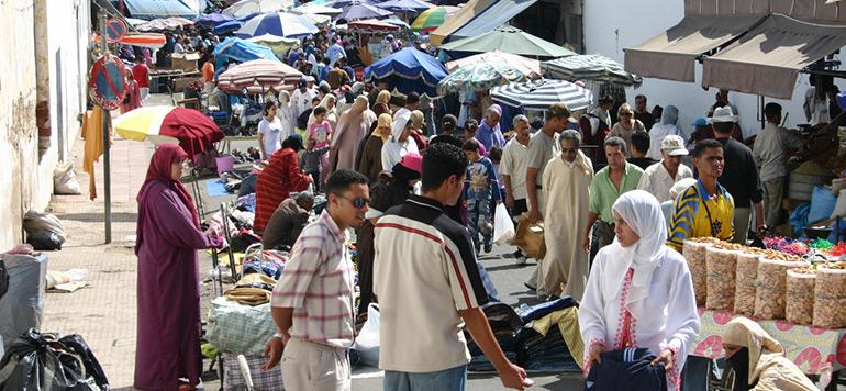 Casablanca : nouvelle stratégie pour éradiquer le commerce ambulant