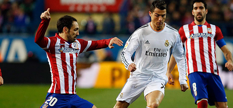 Transferts de mineurs: Real Madrid et Atletico Madrid interdits de recrutement pendant un an