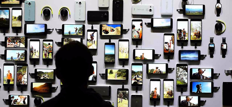 Les ventes de smartphones devraient dépasser le million d'unités en 2016