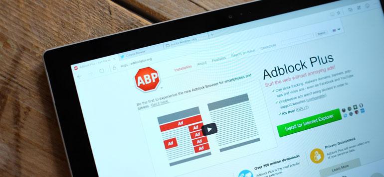 Publicité sur internet : Adblock Plus tente de faire la paix