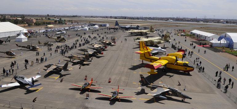 International Marrakech AirShow : 150 exposants  et 30 000 visiteurs attendus