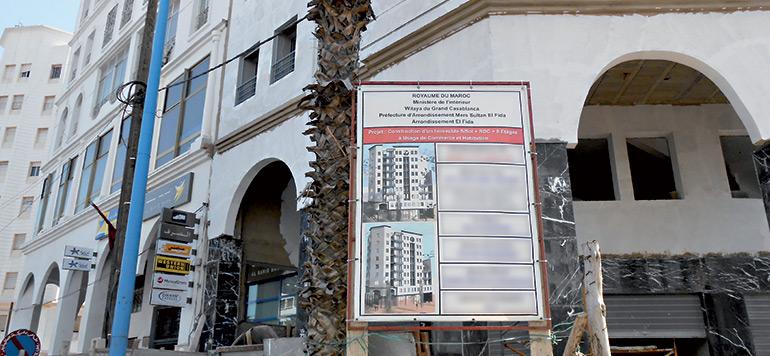 Bientôt des autorisations de construire électroniques à Casablanca