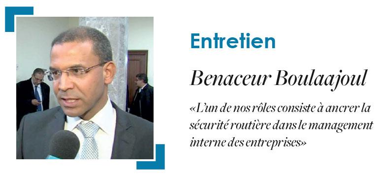 Sécurité routière au Maroc : Entretien avec Benaceur Boulaajoul, Secrétaire permanent du Comité nationale de prévention des accicents de la circulation (CNPAC)