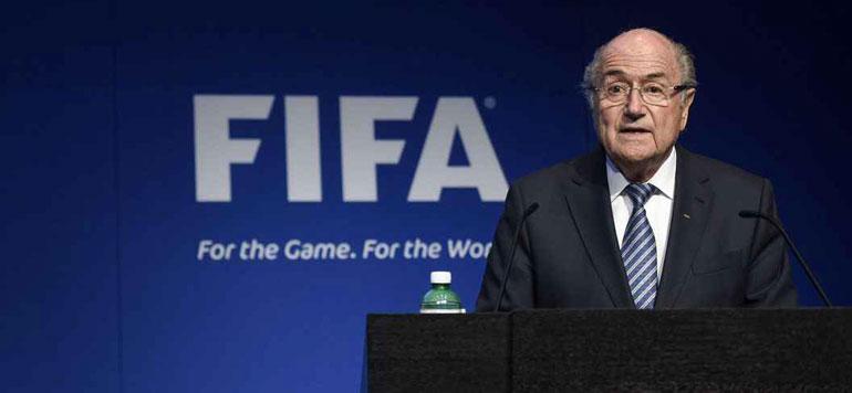 Congrès extraordinaire de la FIFA pour l'élection d'un successeur de Blatter