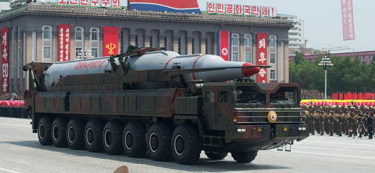 Tir d'une fusée à longue portée par la Corée du Nord: Le Japon plaide pour des sanctions renforcées