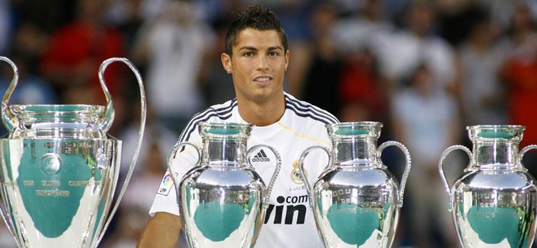 Cristiano Ronaldo affirme vouloir rester encore au moins deux ans au Real Madrid