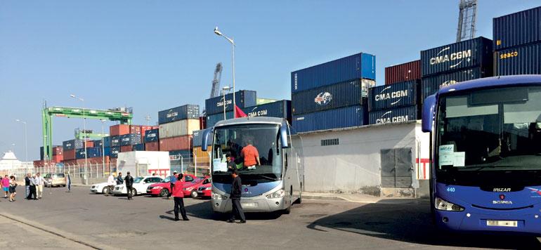 Croisières : les compagnies rechignent de plus en plus à faire escale au Maroc