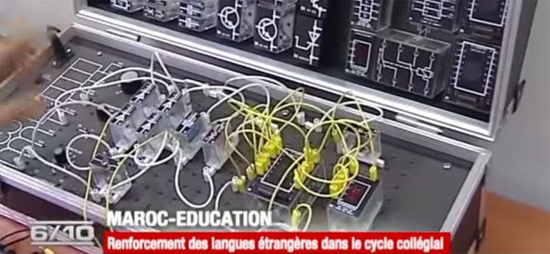 Vidéo – Éducation : les langues étrangères seront renforcées au collège