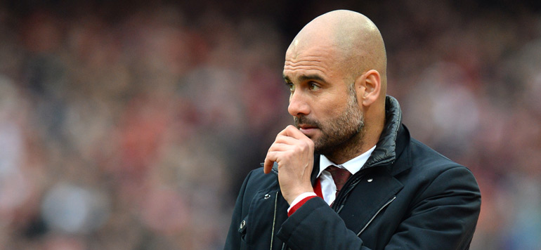 Manchester City: Guardiola remplacera Pellegrini cet été