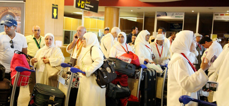 Opération Haj 2017: La RAM programme 150 vols pour plus de 20.000 pèlerins