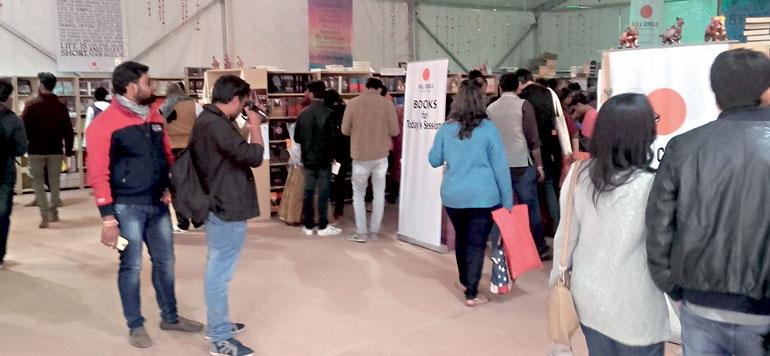 Jaipur literature festival, quand l'Inde fête le livre