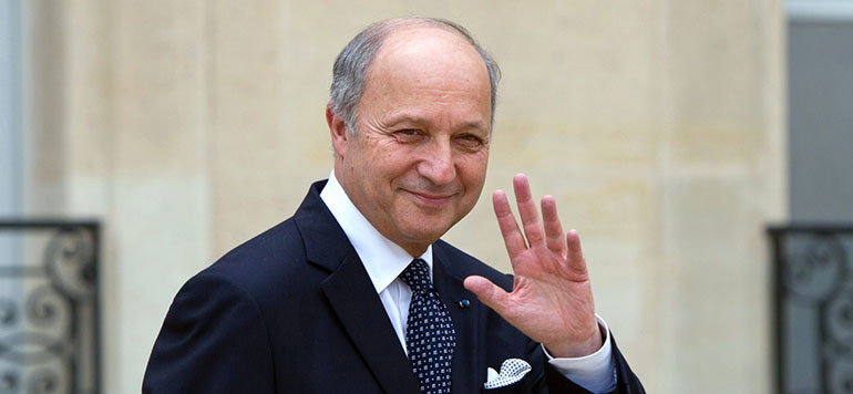 Laurent Fabius annonce qu'il quitte le gouvernement