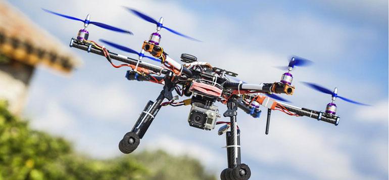 Les drones deviennent une «réelle menace» pour la sécurité des avions civils