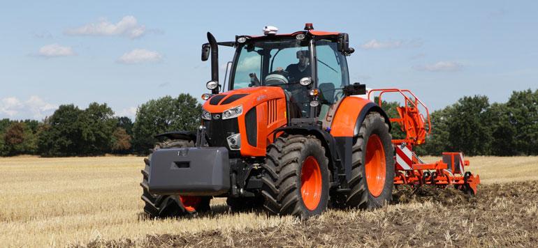 Les ventes de tracteurs en hausse de 22% en 2017