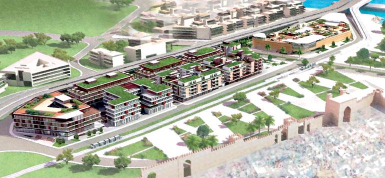 Marita Group construit une cité d'affaires et de loisirs de 3,5 ha au centre de Rabat