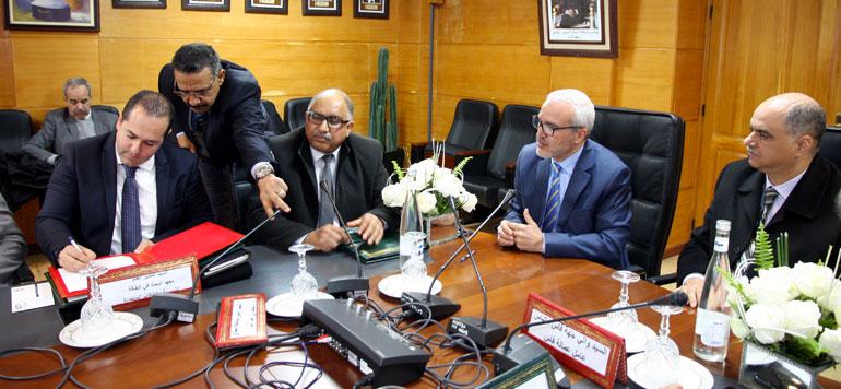 «Morocco Appartment Low Energy Construction» futur projet ambitieux de l'EST de Fès