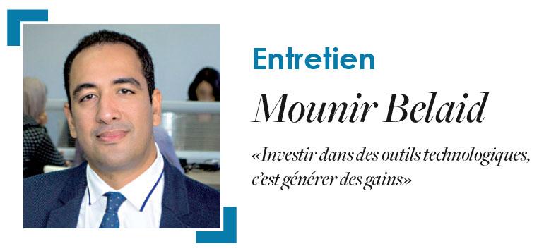 Transport & logistique : Entretien avec Mounir Belaid, Directeur général d'Agora Developpement