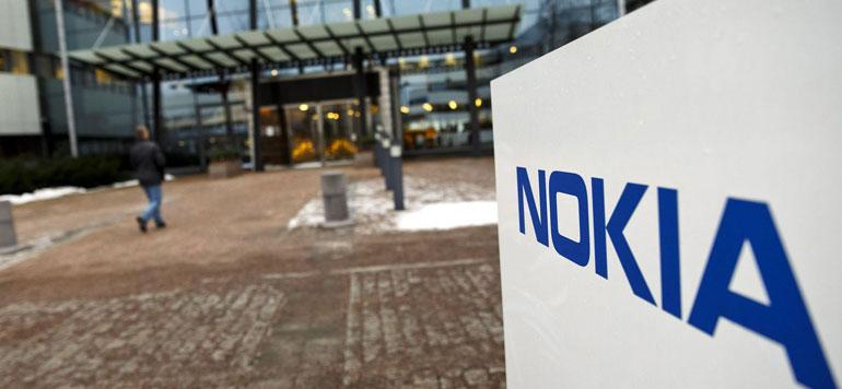 Nokia: bons résultats pour la division réseaux au quatrième trimestre
