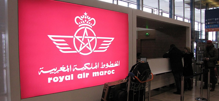 La RAM maintient son programme de vols sur Doha