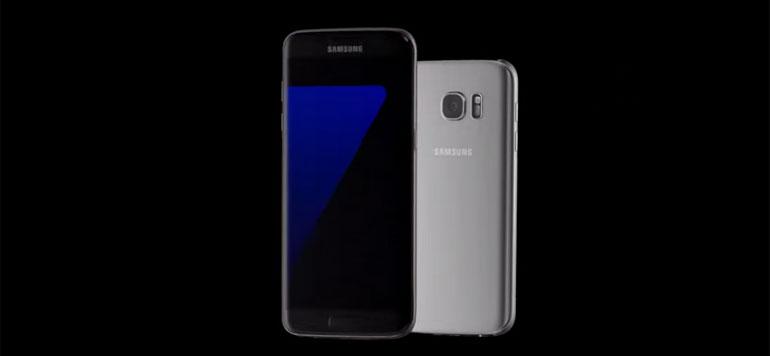 Vidéo : Samsung présente les Galaxy S7 et Galaxy S7 edge