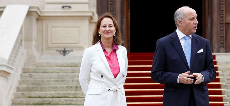 Ségolène Royal remplace Laurent Fabius à la tête de la COP 21