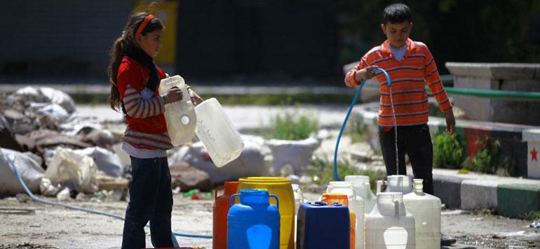 ONU : Le spectre de la famine plane sur 120.000 Syriens près de Homs