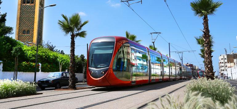 Casablanca : le chantier d'extension du réseau du tramway avance à grands pas
