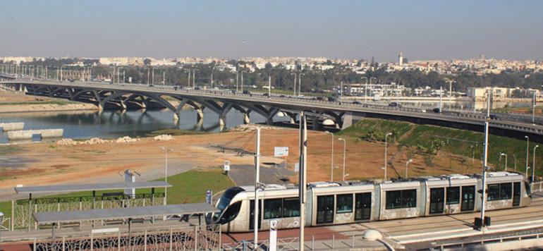 Rabat : les travaux d'extension de la 2e ligne du tramway démarrent en avril
