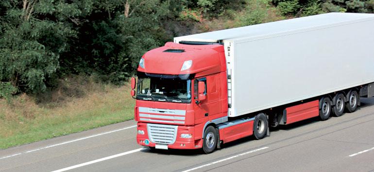 Transport international routier : hausse de 9%  de l'activité à fin novembre 2015