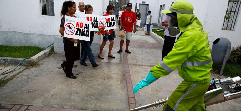 Virus Zika : plus de 11.000 cas d'infection enregistrés au Honduras