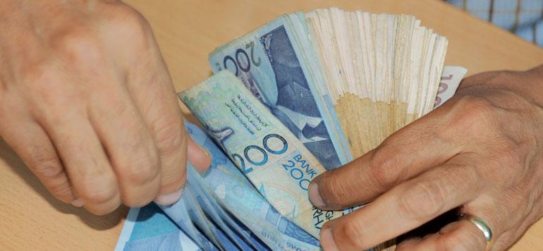 Hausse de 6% des dépôts bancaires en 2015, à 815 milliards de DH