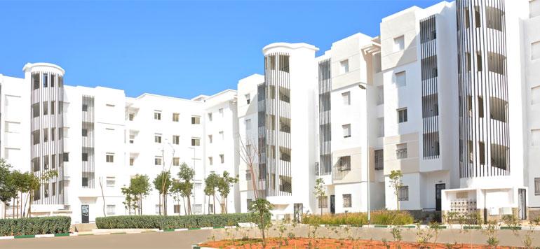 Résidences Dar Saada fait exception dans le secteur immobilier coté