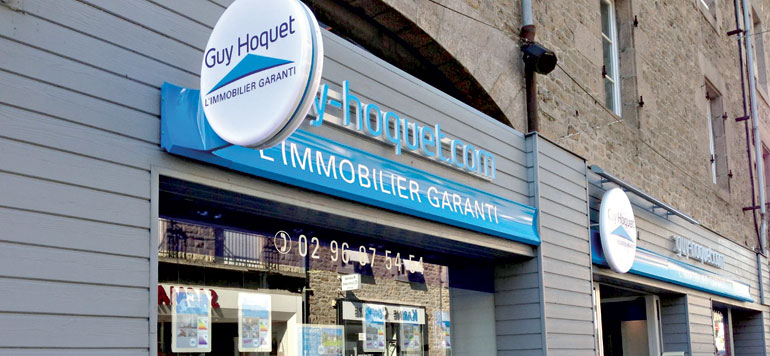 F vrier 2016 lavieeco for Agence immobiliere guy hoquet