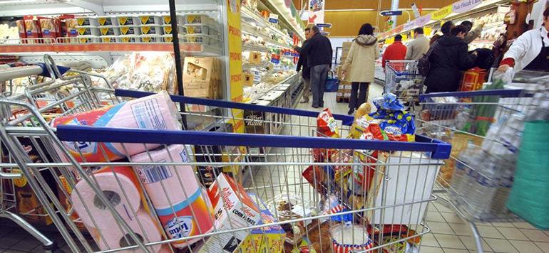 L'inflation a stagné à 1,6% en 2016