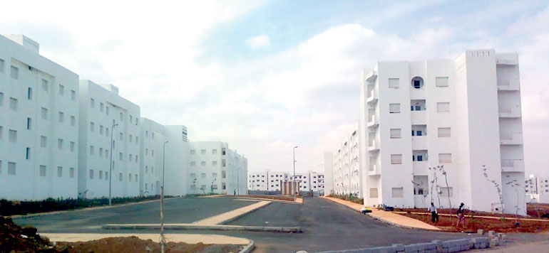 L'expérience du logement à 140 000 DH commence à mal tourner pour les petits promoteurs immobiliers