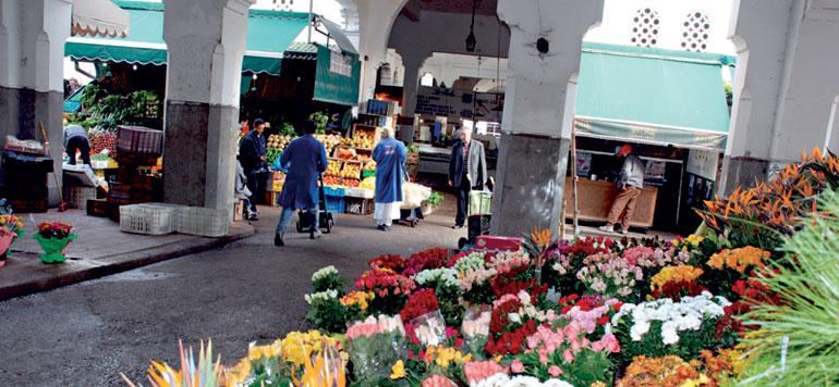 Grosse pagaille dans les marchés de Casablanca