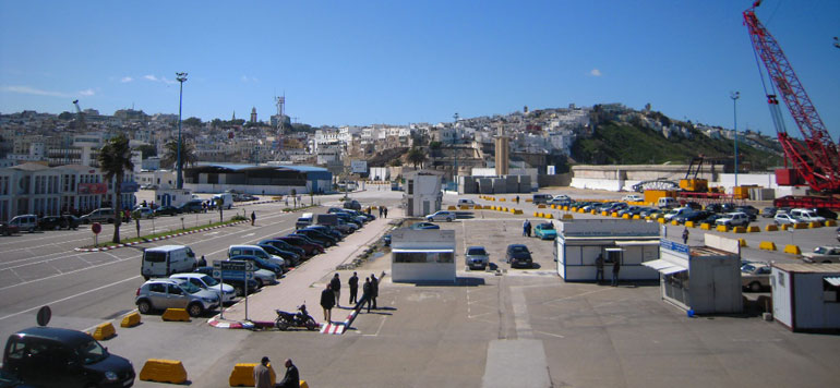 Reprise du trafic maritime entre les ports de Tanger-ville et Tarifa