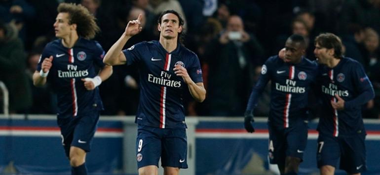 Ligue des champions : Paris SG et Benfica en ballottage légèrement favorable