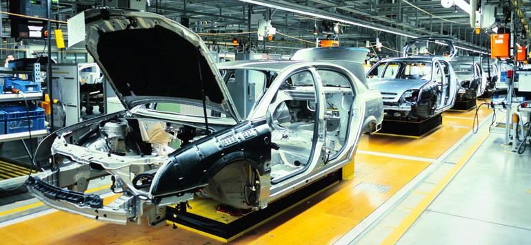 Automobile : les sous-traitants se préparent  à la montée de la demande