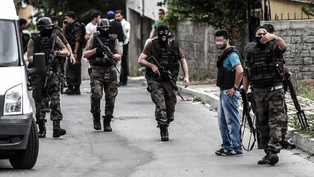 Turquie: arrestation de deux présumés kamikazes dans l'ouest du pays