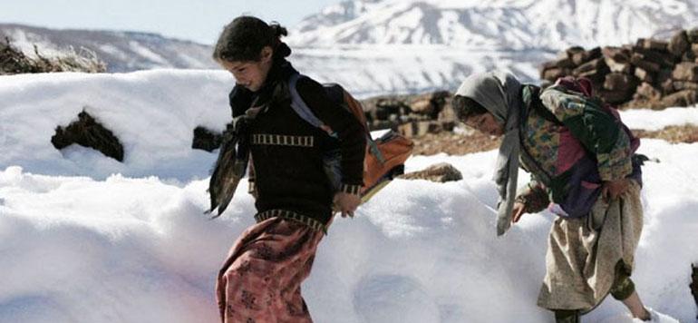 Vague de froid : Le ministère de l'Intérieur s'organise pour aider les populations touchées