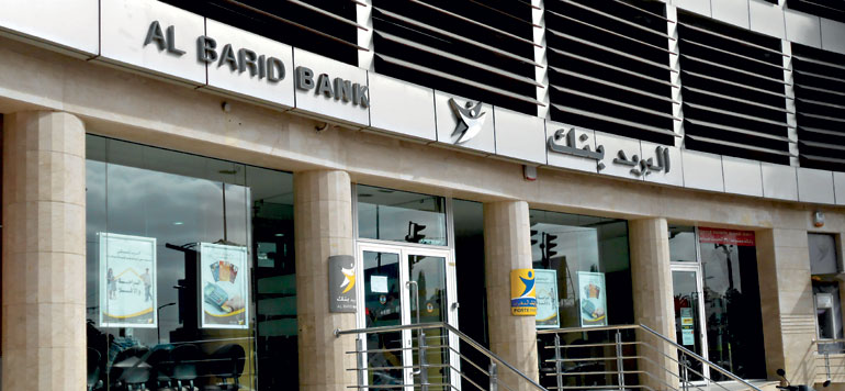 Comment Al Barid Bank tisse sa toile