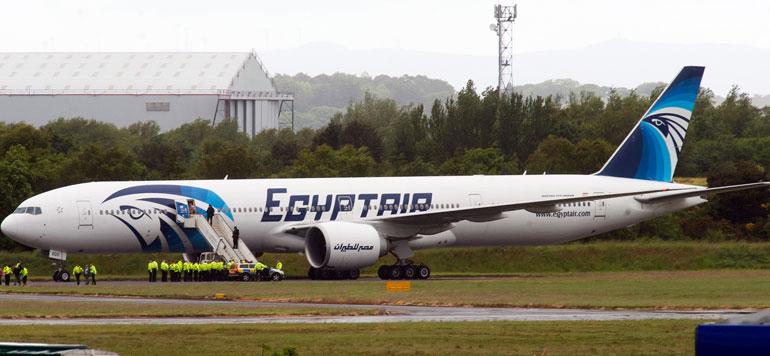 Avion détourné en Egypte : «Pas lié au terrorisme»
