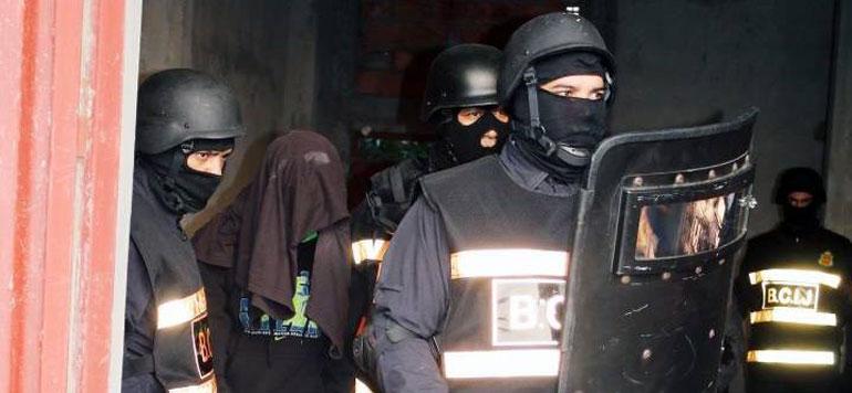 Terrorisme : Arrestation de neuf membres liés à Daech