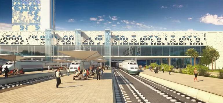 Vidéo : Les gares de Rabat vont changer de visage