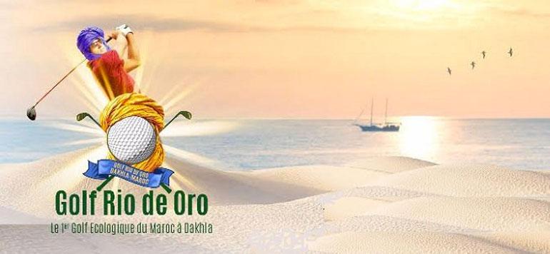 Dakhla : Le premier Golf sur sable voit le jour
