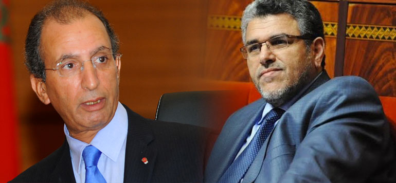Hassad et Ramid reçoivent les partis, le RNI boycotte