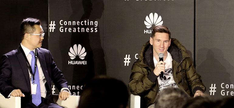 Huawei à fond pour le développement du Cloud