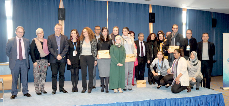 Insertion des jeunes : la CGEM et  la Caixa récompensent 4 entreprises